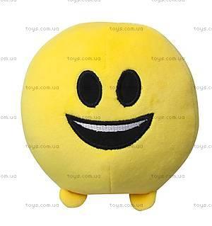 Мягкая игрушка «Смайлик Улыбчик», 40050