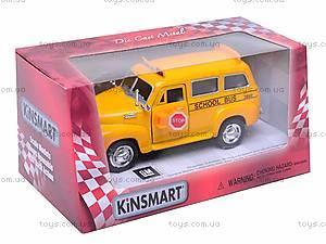 Инерц. машина Chevrolet Suburban School Bus 1950, KT5005W, купить