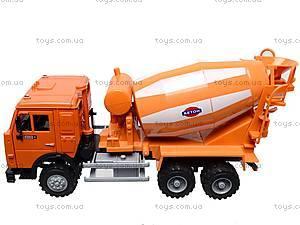 Инерционная бетономешалка, оранжевая, 9117A, отзывы