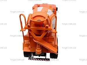 Инерционная бетономешалка, оранжевая, 9117A, цена