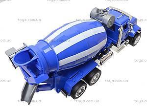 Инерционная бетономешалка (синий цвет), 9462B, купить