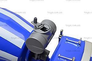 Инерционная бетономешалка (синий цвет), 9462B, отзывы