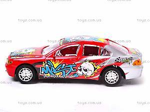 Инерционная детская гоночная машинка, YD911, фото