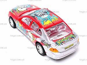 Инерционная детская гоночная машинка, YD911, цена