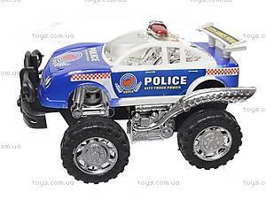Инерционная детская машина «Полиция», 5288-2, купить