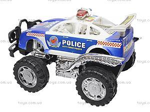 Инерционная детская машина «Полиция», 5288-2, отзывы