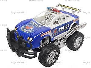 Инерционная детская машина «Полиция», 5288-2, игрушки