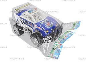 Инерционная детская машина «Полиция», 5288-2