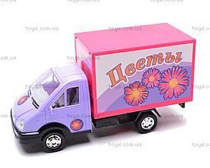 Инерционная Газель-автомагазин «Цветы», 20123, отзывы