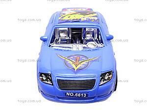 Инерционная игрушечная машинка, 6613, купить