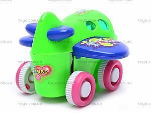 Инерционная игрушка, 3 вида, 052, купить