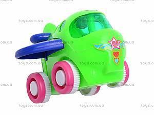 Инерционная игрушка, 3 вида, 052, фото