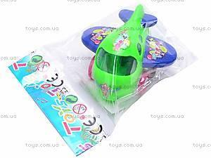 Инерционная игрушка, 3 вида, 052, цена