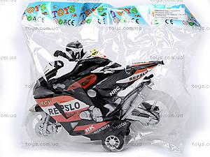 Инерционная игрушка «Мотоциклист», HR678HR678-1, купить