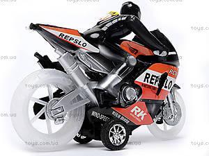 Инерционная игрушка «Мотоциклист», HR678HR678-1, фото