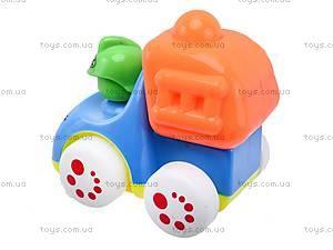 Инерционная игрушка «Стройтехника», 808, фото