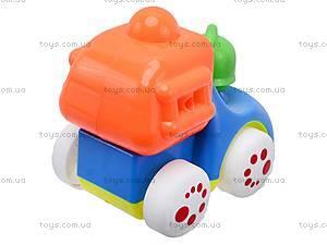Инерционная игрушка «Стройтехника», 808, цена