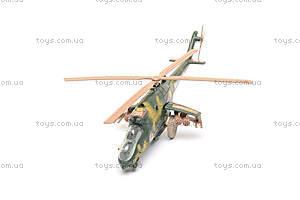 Инерционная игрушка «Вертолет», 378-4, купить