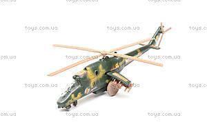 Инерционная игрушка «Вертолет», 378-4, фото