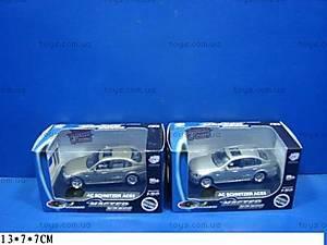 Инерционная машина 1:50 BMW ACS3, 6012