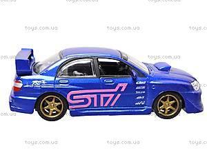 Инерционная машина 1:50 Subaru Impreza WRX, 6004, отзывы