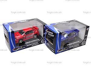Инерционная машина 1:50 Subaru Impreza WRX, 6004