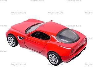 Инерционная машина Alfa Romeo, 52683, фото