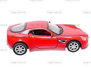 Инерционная машина Alfa Romeo, 52683, отзывы