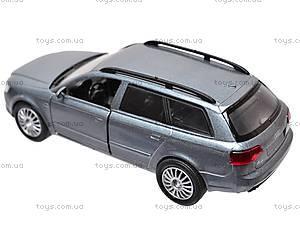 Инерционная машина Audi A4 Avant, 51983, фото
