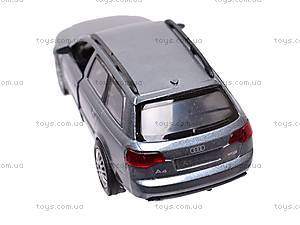 Инерционная машина Audi A4 Avant, 51983, цена