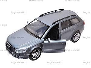 Инерционная машина Audi A4 Avant, 51983, детские игрушки
