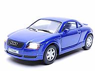 Инерционная машина Audi TT Coupe, KT5016W, купить