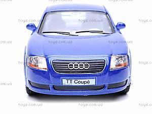 Инерционная машина Audi TT Coupe, KT5016W, отзывы