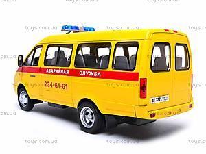 Инерционная машина «Аварийная служба», 9124A, отзывы