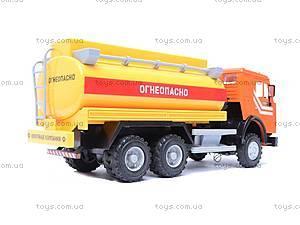 Инерционная машина «Бензин» желтая, 9118D, купить
