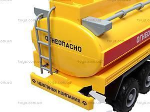 Инерционная машина «Бензин» оранжевая , 9118B, отзывы