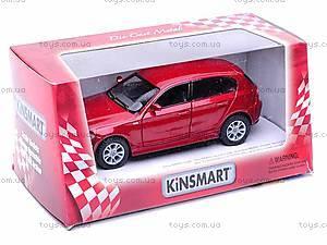 Инерционная машина BMW 1 Series, KT5086W, купить