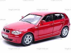 Инерционная машина BMW 1 Series, KT5086W