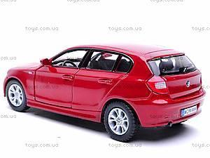 Инерционная машина BMW 1 Series, KT5086W, фото