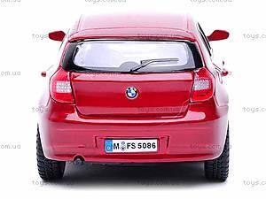 Инерционная машина BMW 1 Series, KT5086W, цена