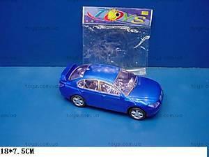 Инерционная машина BMW 120i, 2038-1