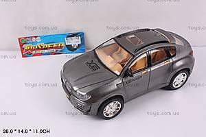 Инерционная машина BMW, X6000-2