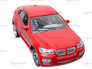 Инерционная машина BMW с эффектами, H555-1, отзывы