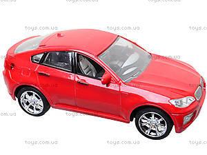 Инерционная машина BMW с эффектами, H555-1, игрушки