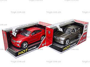 Инерционная машина BMW с эффектами, H555-1, магазин игрушек