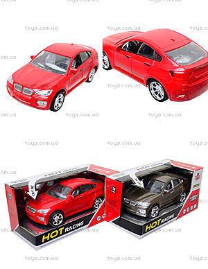 Инерционная машина BMW с эффектами, H555-1
