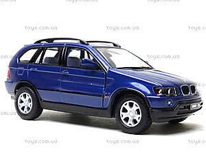 Инерционная машина BMW X5, KT5020W, магазин игрушек