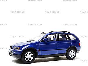 Инерционная машина BMW X5, KT5020W, toys.com.ua