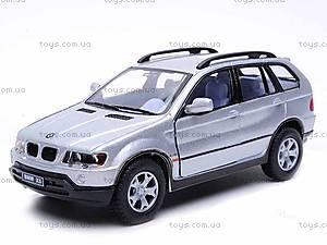 Инерционная машина BMW X5, KT5020W, купить