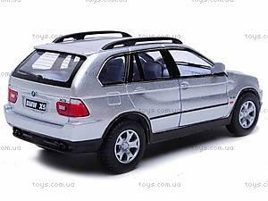 Инерционная машина BMW X5, KT5020W, фото
